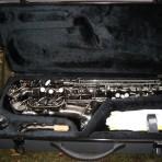 Alto Saxophone Gun Metal